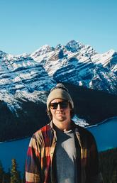 Jackson Brandt graduates from the University of Calgary with a Master's of Landscape Architecture degree. His capstone project focused on the Waterton area in southern Alberta. Photos courtesy Jackson Brandt