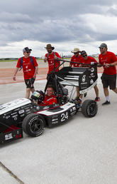 Schulich Racing is celebrating a summer of success after a top ten win in Lincoln, Nebraska