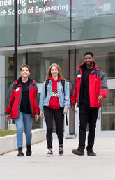 Check out five ways to stay safe and well at UCalgary
