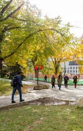 Progress towards gender equity on campus