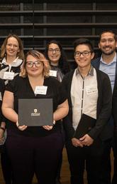 Annual event celebrates esteemed 2019 Killam Laureates
