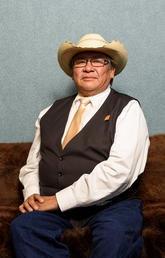 Xakiji (Chief) Lee Crowchild to speak on building relationships and business in a good way