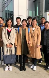 Visiting Students from Shandong University of Science and Technology (SDUST)