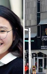 Inaugural LACF + UCalgary MLA Scholarship awarded to Thu Ngo