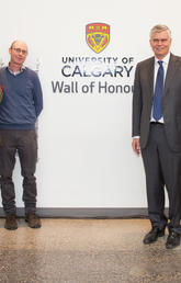 Alum Wayne Foo and Parex Resources donate $3.24 million the Faculty of Science
