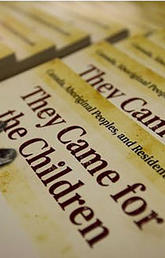 book cover: They Came for the Children