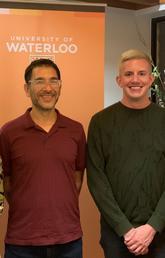 Nursing staffer honoured with University of Waterloo alumni award