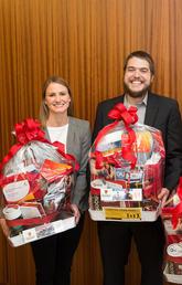 Postdoc Research Slam winners