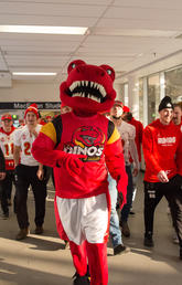 Dinos victory march