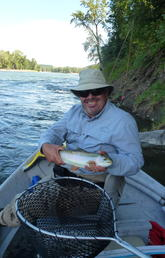 Biologist begins role as research chair in aquatic ecosystem health