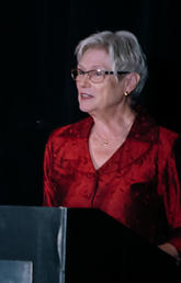 Maria van der Hoeven was the featured speaker at Haskayne's third annual PETRONAS International Energy Speaker Series.