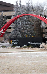 UCalgary No. 6 in Canada's Top 50 Research Universities rankings