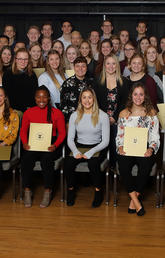 Dinos celebrate a record 147 Academic All-Canadians