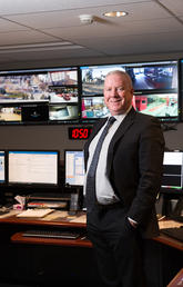 Brian Whitelaw is UCalgary's new chief of Campus Security