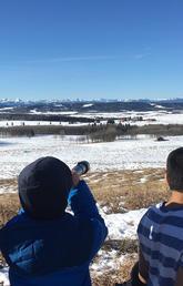 Blackfoot Skies