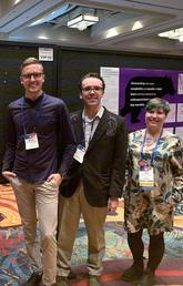 UCVM DVM students present research at American pathologist annual meeting