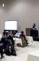 Workshop on implicit bias aimed at creating inclusive and safe places to work and learn