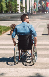 Award ignites UCalgary student's interest in studying accessible mobility on post-secondary campuses