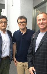Koichiro Oka, Javad Koohsari and Gavin McCormack