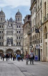 Greetings from Dijon, the land of mustard and wine