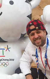 Speedskater-turned-coach and massage therapist riffs on life, sports, and life after sports