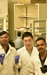 Congratulations to the Thangadurai Group on thei recently published article on Li-S batteries