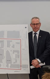 UCalgary and mayor join forces to make Calgary's downtown a more welcoming place for everyone