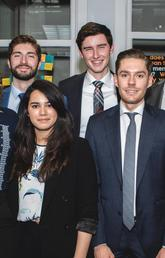 Haskayne students leading the Calgary Social Value Fund