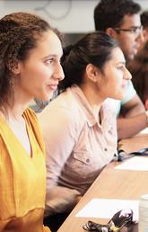 Graduate College scholars meeting