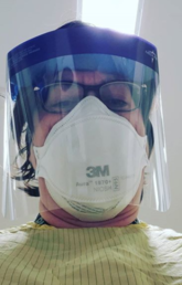 UCalgary clinical nursing instructor Megan Keszler