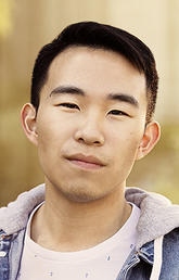 Psychology student Aaron So pictured