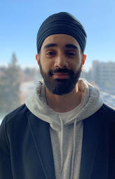 Jodhvir Nagra's research project will involve interviewing religious leaders to see if their organizations can play a role in increasing the health and wellness literacy in their communities.