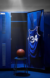Many boys will be happy to avoid the culture of the school locker room during the coronavirus.