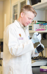 From cancer to COVID: Med school researchers may hold key to vaccine creation