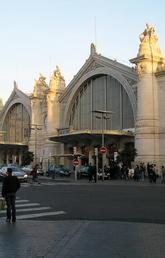 Tours Train Station, Tours, France