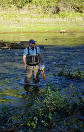Dr. Frederick Wrona, Svare Research Chair in Integrated Watershed Processes