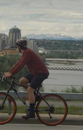 UCalgary grad bikes 2,020 kilometres this summer to fundraise for sick babies