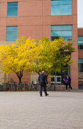 Murray Fraser Hall at the University of Calgary, home of the Faculty of Law