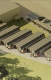 Prefabricated smart homes for seniors in rural Alberta communities