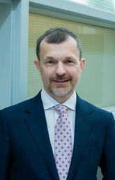 Tom Stelfox appointed scientific director of the O'Brien Institute for Public Health