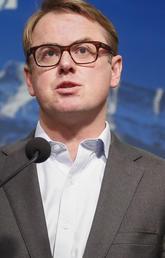 Alberta Minister of Health Tyler Shandro