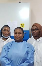 UCalgary alumna advances COVID-19 lab testing in Nigeria