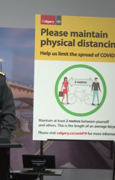 Six months of data-based decision-making key to City of Calgary's pandemic response