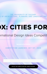 CBDX CITIES FOR ALL International Design Ideas Competition