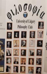The undergraduate philosophy club is looking for their next executive member
