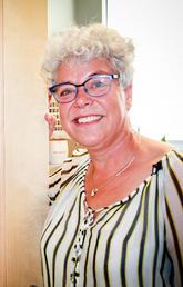 Karin Orsel received the 2020 Metacam 20 Bovine Welfare Award