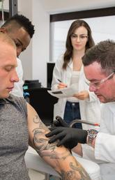 Dr. Ryan Peters, PhD, lab in Faculty of Kinesiology