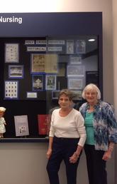 Members of the Holy Cross Hospital School of Nursing Alumni
