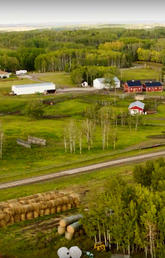 W.A. Ranches, is a 19,000-acre, 1000-head working cattle operation near Cochrane