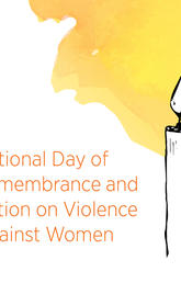 Reflection, action more urgent than ever as domestic violence surges during pandemic